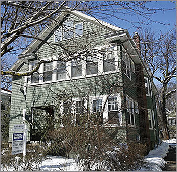 Location: Cambridge Type: Condo Bedrooms: 3 Listed price: $522,000 When: Feb. 10, 2008 Visitor No. 3 – Technology director, 42, single, rents in Brookline: 'Everyone told me how expensive Cambridge was, but I'm not finding that. This house was OK, but not to my taste. The kitchen's usable, but I'd probably redo it. I'm going to keep looking, but nothing's off the list yet until I find the right one.' Visitor No. 7 – Surgical resident, 29, married with no children, rents in Cambridge: 'It's actually better than the description. It's probably number one on our list of places to put an offer on. It has pretty much everything we want – location, off -street parking, size, price range.'