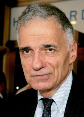 Ralph Nader bragged about the new poll.