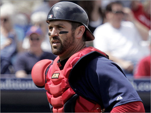 Jason Varitek, C Fast fact: Red Sox pitchers were 74-48, 3.79 with Varitek catching; 22-18, 4.08 with others. Lowdown: Varitek doesn't have to learn new pitchers this spring, so he should have more time to concentrate on his offense. He hit .255 with 17 home runs last season, numbers the Sox would gladly take again, especially if he can help Josh Beckett and Daisuke Matsuzaka replicate their success.