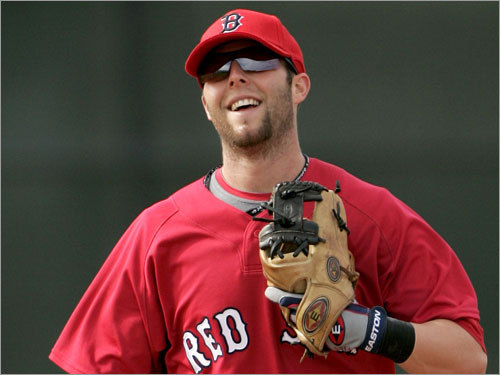 Dustin Pedroia, 2B Fast fact: Highest batting average on the team against lefthanders, .348 (.408 at Fenway Park). Lowdown: From .182 in April to Rookie of the Year, Pedroia proved that Terry Francona's faith was warranted. Now it's up to the second baseman, who finished at .317, to live up to expectations. He was also solid defensively (his range seemed to improve) as he committed just six errors.