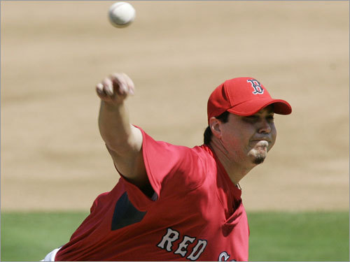 Josh Beckett, SP Fast fact: Was 5-4, 5.05 in night games at Fenway Park; 15-3, 2.30 in all other games Lowdown: Could he improve? Maybe. But there's not a lot of room, especially over the numbers posted in the playoffs (4-0, 1.20 ERA, 35 strikeouts in 30 innings). This could, however, be the year he claims the Cy Young Award to match his absurd talent, despite being slowed by a lower back injury in the middle of spring training.