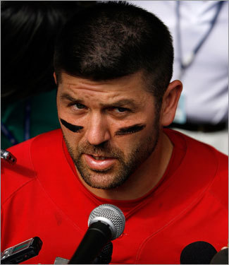 Captain and catcher Jason Varitek said players thought it was necessary to take a stand on behalf of the coaches and staff. 'They're the basis of what takes care of us,' he said.