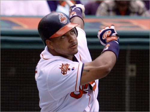 1998-1999 Manny reached epic levels in 1998 and 1999, pounding out 89 homers and 310 RBIs between the two seasons. He also began an eight-year Silver Slugger streak in 1999.