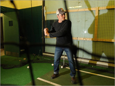 For the first time at Fenway, fans will be able to swat at balls in the visiting team's batting cage on off days. This season, book a party for at least 20 guests at Game On! and you'll get to take your hacks. Here club owner Patrick Lyons gives a preview of what to expect.