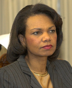 Condoleezza Rice says she plans to return to Stanford.
