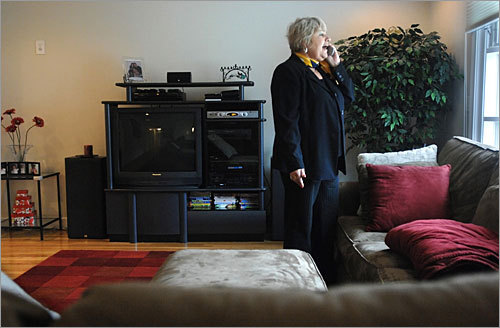 Mastovsky, an agent with ERA Key Realty Services in Framingham, said when she holds an open house that doesn't attract buyers, 'I try not to do another one for a long time, unless the clients ask for it.'