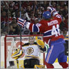 Game 1: Habs 4, Bruins 1