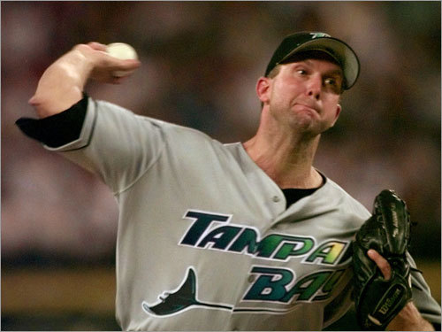 Homer No. 200 Manny hit his 200th home run against Dave Eiland of the Tampa Bay Devil Rays on April 9, 2000.