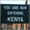 Back to Kenya
