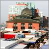 The Hamburg Fischmarkt
