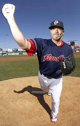 Once dubbed 'easily the best young knuckleball pitcher in the world,' Red Sox Triple A pitcher Charlie Zink has come to grips with the vagaries of knuckleball life. After two solid minor league seasons, he's aiming for the outside corner - the one at Fenway Park.