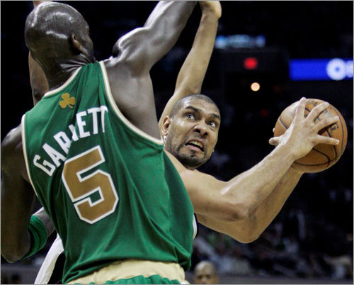 5. They swept Texas The Celtics went into Texas in March and beat the defending-champion Spurs (pictured), the Rockets, who were on a 22-game winning streak, and the Mavericks. The last team before them to make it out o the Texas Triangle unscathed before the C's did it was the Sacramento Kings -- in 2001. That stretch by the Celtics sent a message that they can play with the big boys in the West as well as the East.