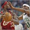 Game 1: Celtics 76, Cavaliers 72