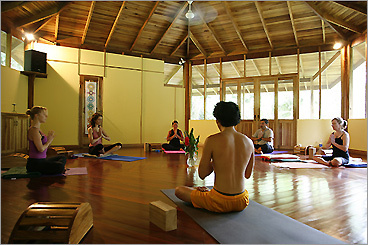 world yoga retreats and studios