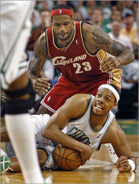 2. Defense The Pistons have never been pretty. Their game has always revolved around defense. The problem with that? The Celtics play defense better. Boston is holding opponents to 86.1 points and 40 percent shooting in the playoffs. Detroit has held opponents to 87.8 points and 43.9 percent shooting. Not only are the Celtics going to win, but they're going to beat the Pistons at their own game.