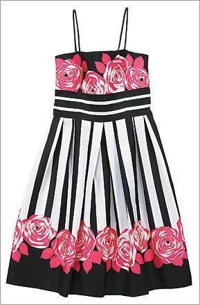 Sara Jane cotton dress, $297 at Sara Campbell
