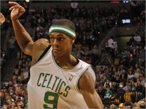 Point guards: Rajon Rondo It's easy to forget Rajon Rondo is 22-years-old, but the spindly point guard has led the Celtics to the NBA Finals in just his second year in the league. Rondo struggled statistically (9.2 ppg, 34 percent shooting) in the Conference Finals, but he held his ground against veteran Chauncey Billups in a matchup the Pistons were supposed to dominate. They didn't, and the Celtics are in the Finals. Speed is Rondo's main asset, and look for him to use it against the Lakers.
