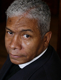Rev. Eugene F. Rivers III has been a magnet for controversy since cofounding the TenPoint Coalition in the 1990s.