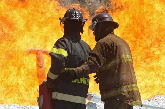 Hands-on education in the nature of fire