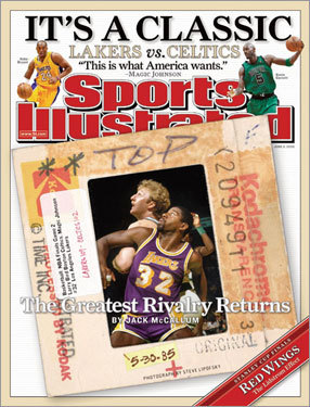A rivalry renewed The June 9, 2008 issue previewed the NBA Finals, which revisited one of the sport's greatest rivalries.