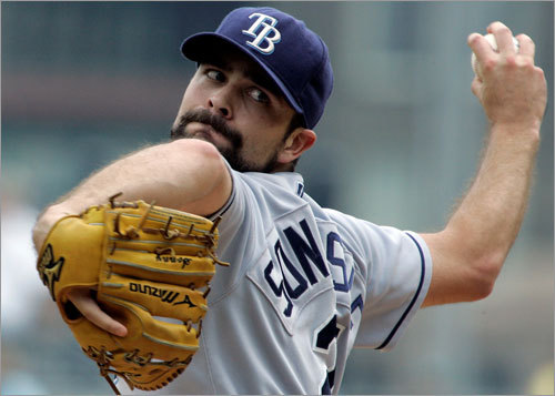 All the way back Tampa Bay took over first place after last night's 4-3 defeat of the Pirates. Andy Sonnanstine, who has won all three starts in June, allowed two runs over seven innings. The Rays finished 11-4 during June's interleague play.