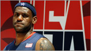 Keep an eye on LeBron and Team USA