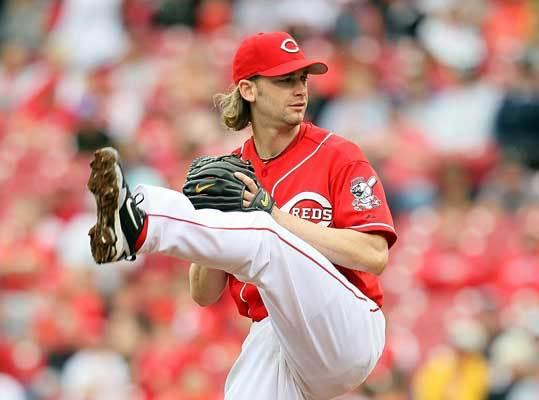 Bronson Arroyo SP, Cincinnati Reds The guitar-toting, fan-favorite righthander became a cult hero in Cincy, appearing in several popular TV spots . Arroyo has spent six years with the Reds since being traded for outfielder -- we use that term loosely -- Wily Mo Pena -- during spring training 2006. Arroyo has been durable for the Reds, leading the league in innings in 2006 (240.2) and winning 17 games in '10, but he had a tough 2011 season, allowing a majors-high 46 home runs with a 5.07 ERA. He's off to a decent start in 2012, posting a 3.59 ERA and 2-3 record through 10 starts.