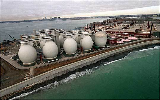 The Deer Island facility in Boston Harbor processes the city's waste and turns the solids into commercial fertilizer, but advocates say the future will require a far different approach than even modern sewer systems.