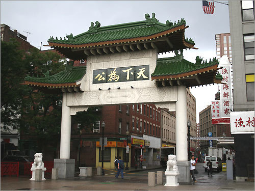 explore chinatown