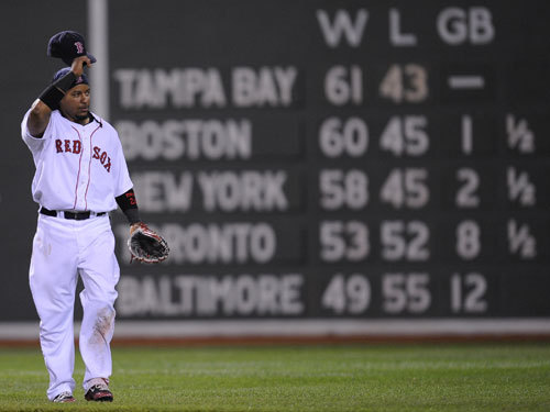Would the Red Sox consider trading Manny Ramirez before the July 31 deadline? Perhaps. Conventional wisdom says it's a long shot to think they can get fair value in a deal, but we just think they're looking in all the wrong places. We've got some suggestions to fill Manny's shoes (and check out some more Manny moments here ) ... By Matt Porter, Boston.com