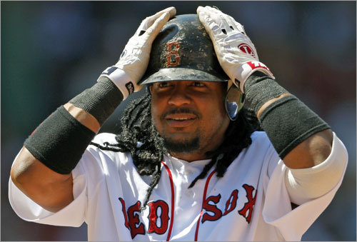 July 30, 2008 Manny Ramirez had a phone conversation with Enrique Rojas, a reporter for ESPNDeportes, and took shots at the Sox in an apparent effort to force a trade. 'The Red Sox don't deserve a player like me,' Ramirez said. He got his wish, being shipped to the Dodgers just before the July 31 trade deadline.