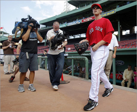 Bay will be subject to much more media scrutiny in Boston than he was in Pittsburgh.