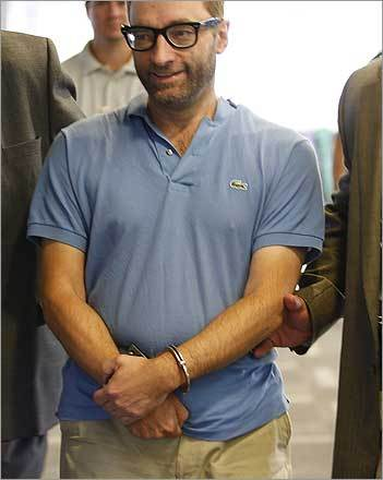 Gerhartsreiter did not challenge his rendition to California, where he is charged with the 1985 murder of John Sohus of San Marino. Known in San Marino as 'Christopher Chichester,' Gerhartsreiter is serving a four-to-five-year prison term in Massachusetts for kidnapping his 7-year-old daughter off a street in Boston's Back Bay in 2008. He was known under the alias 'Clark Rockefeller' at the time.