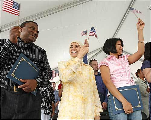 how to become us citizen without test