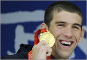 Phelps is eighth wonder