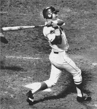 Yastrzemski won the 1968 batting title with a .301 average, the lowest in MLB history by a batting champ. He won the 1970 All-Star game MVP, and missed out on the 1970 batting title by one ten-thousandth of a point.