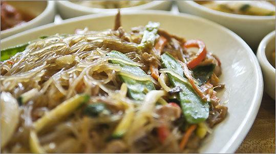 'New Jang Su Korean B.B.Q. Restaurant'