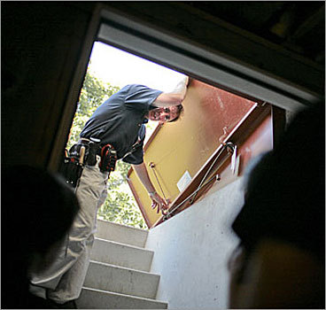 9) Don't expect speculation If inspectors can't determine the exact cause of damage to a component, or if they suspect concealed damage, they will likely not speculate on what caused it. Speculating may open inspectors to liabilities should they be wrong, so they are unlikely to give you a cause of damage unless they are completely certain. The inspector will recommend additional investigation by an appropriate professional (electrician, plumber, HVAC technician, etc) when the scope of the repair is unknown, if it is suspected that there is concealed damage, or if the subject area is beyond the scope of the inspector's expertise. If you're concerned about an inspector's credentials, ask what professional trade organizations they belong to. There are many home inspection organizations at the state and federal level. Most have education and ethics requirements, and some may be more strict than the Mass. standards of practice requires. • American Society of Home Inspectors (ASHI) • ASHI New England Chapter • National Association of Certified Home Inspectors • National Association of Home Inspectors