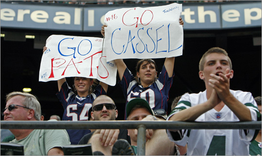 With Tom Brady out, fans are hoping Matt Cassel can help lead the Patriots to victory this season. Away from the playing field, Cassel's star may also be rising.