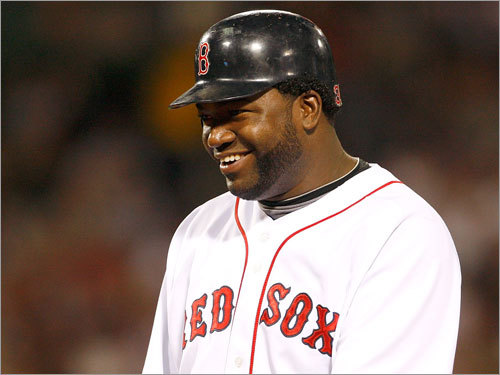 David Ortiz, DH <!-- // define variables var date = new Date(); var current_time = date.getTime(); // write SCRIPT tag to browser document.writeln(' '); // -->