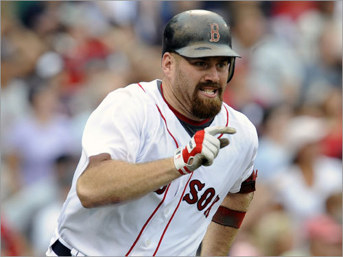 Kevin Youkilis, 1B Mazz's grade: A+ Entering this season, he was a career .306 hitter before the All-Star break, .244 after. This year, the numbers went from great to even better. Wire to wire, he was one of the most consistent players in the league and finished among the AL leaders in an array of categories. Short of the Philadelphia Phillies, is there a better right side of the infield in baseball?