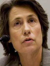 Sheila Bair heads the FDIC.