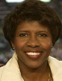 Gwen Ifill's book is about black politicians.