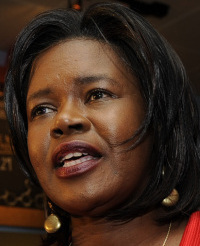 State Senator Dianne Wilkerson denies claim.