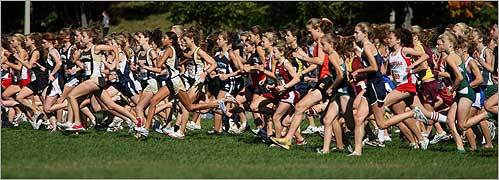 17th Annual Bob McIntyre Bay State Invitational Cross Country Meet