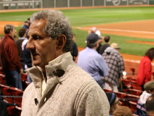 Fashion designer Joseph Abboud was in his usual seat along the third base line for Game 4. 'It's great to have personality, he's making a statement,' Abboud said when asked about Craig Sager's on-air attire. 'A little individuality is a fun thing.' ...