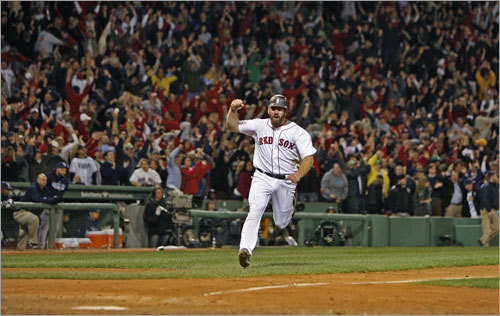 2008 ALCS? Red Sox trailed 3-1 The Red Sox needed a rally of historic proportions to win Game 5, and they got a solid outing out of a not-100-percent Josh Beckett in Game 6 on Sunday, but they still must win Game 7 in Sunday in St. Petersburg, Fla. to win the series. Do they have it in them?
