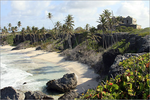 South of Bottom Bay, Harry Smith Beach is named for the owner of its abandoned great house. Smith was a planter during the early settlement of Barbados.
