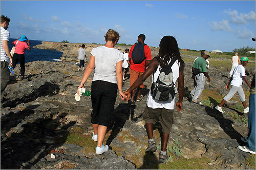 Hike Barbados, a free program of more than 40 island-wide hikes sponsored by the Barbados National Trust, has a large and loyal following of locals and visitors.