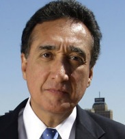 DEFENDING HIS INTENTIONS Henry Cisneros said his mistake was not the greed that afflicted many in banking and housing; it was unwavering belief.
